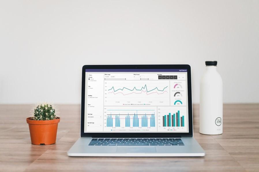 Digitaliserad fastighetsförvaltning med Optimaze.