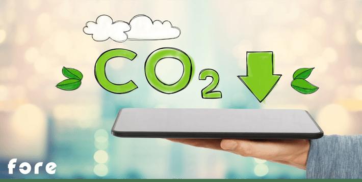 Rapalin CO2-laajennus auttaa laskemaan hankkeen päästöluvut ja asettamaan hiilijalanjälkitavoitteen.