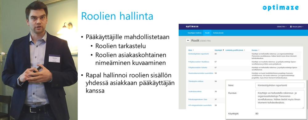 Jukka Nisula, Product Owner aiheenaan käyttöoikeuksien hallinta