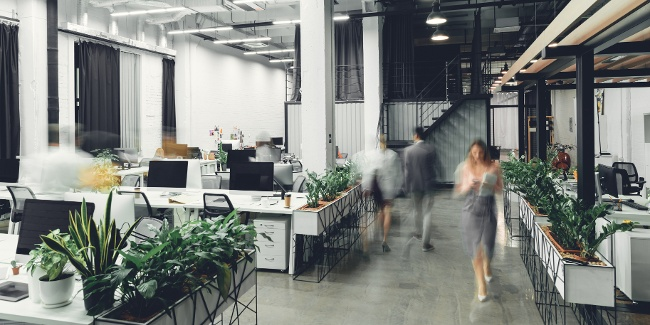Workplaces have to be increasingly more adaptive as the world around us changes due to national and global politics, legislation, the economy, climate change and health crises.