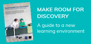 Download our guide to a new learning environment for free
